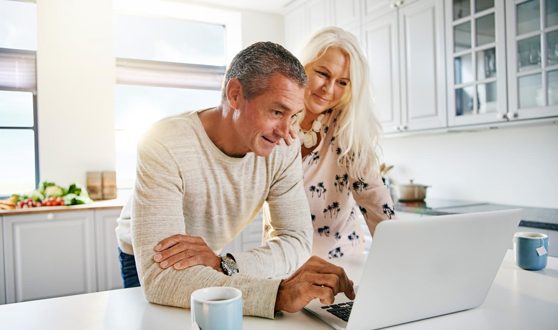 Lifetime mortgage helps couple enjoy retirement